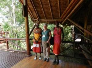 Masai w Jeanne