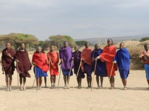 colorful africans