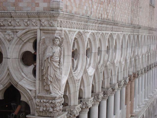 Basilica San Marco close up