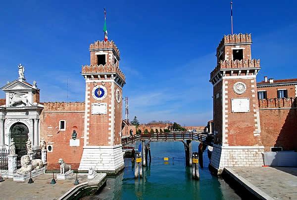 Venice arsenale 2