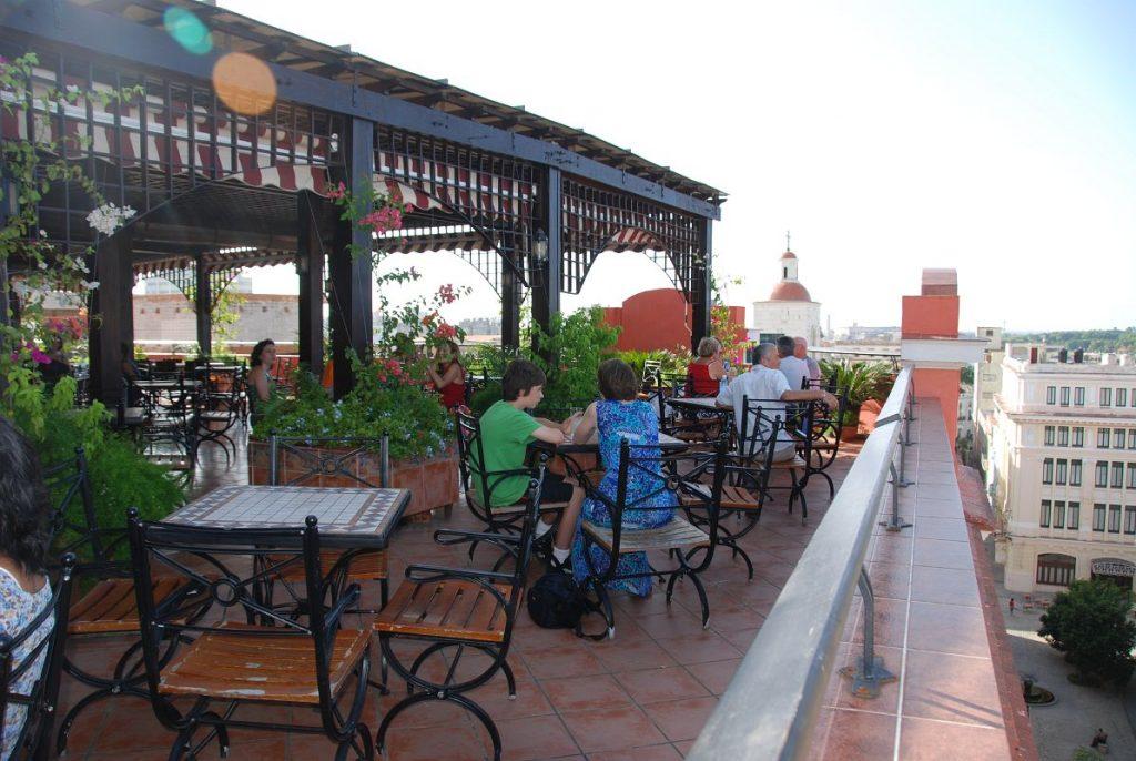 Havana rooftop